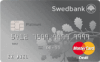 Mastercard Platinum Swedbank