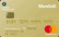 Kreditkort för den som golfar