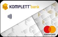 Komplett Banks Mastercard